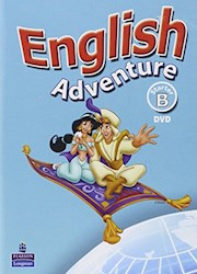 Papel English Adventure Starter B Dvd