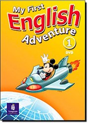 Papel My First English Adventure 1 Dvd