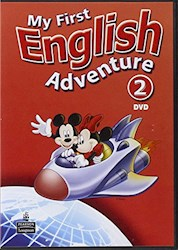 Papel My First English Adventure 2 Dvd