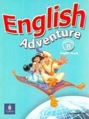 Papel English Adventure Starter B Sb