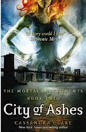 Papel CITY OF ASHES (THE MORTAL INSTRUMENTS 2)