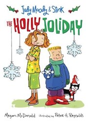 Papel Judy Moody And Stink: The Holly Joliday
