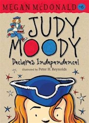 Papel Judy Moody Declares Independence