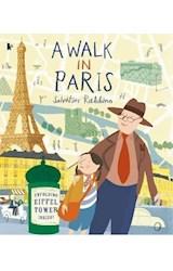 Papel A Walk in Paris