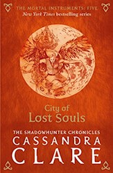 Papel City Of Lost Souls (The Mortal Instruments #5)