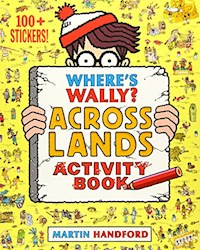 Papel Where'S Wally? Across Lands Activity Book