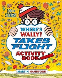 Papel Where'S Wally? Takes Flight Activity Book