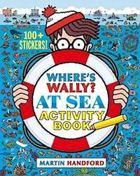 Papel Where'S Wally? At Sea Activity Book