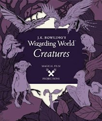 Papel J K Rowling'S Wizarding World Creatures Magical Film Projections