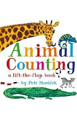 Papel Animal Counting: A Lift-the-Flap Book