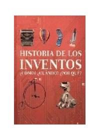 Papel Childrens Reference - Historia De Los Inventos