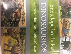 Papel Enciclopedia De Los Dinosaurios Y Otras Cria