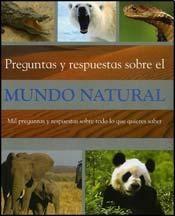Papel Preguntas Y Respuestas Sobre El Mundo Natura