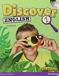 Papel Discover English 1 Wb