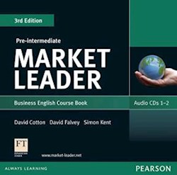 Papel Market Leader 3Rd Edition Pre-Intermediate Audio Cd