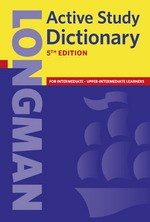 Papel Longman Active Study Dictionary (Con Cd)