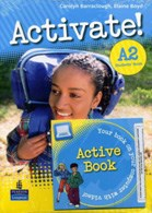 Papel Activate A2 Student'S Book W/Digital Active