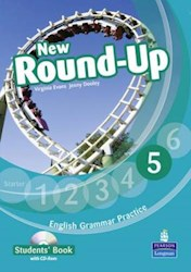 Papel New Round Up Level 5 Students' Book/Cd-Rom Pack