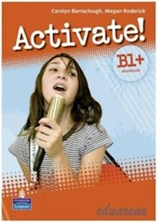 Libro Activate! B1 + Wb + Cd