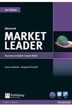 Papel MARKET LEADER 3RD EDITION ADVANCED COURSEBOOK