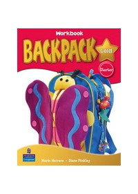 Papel Backpack Gold Starter - Wb + A/Cd