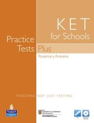 Papel Practice Tests Plus Ket For Schools Without Key With Multi-Rom And Audio Cd Pack