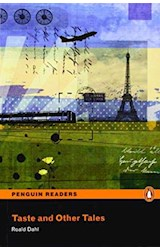 Papel Taste and Other Tales: Penguin Readers MP3-Pack Level 5 (Penguin Readers Simplified Text)