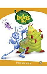 Papel A BUG'S LIFE (PENGUIN KIDS LEVEL 3) (RUSTICA)