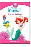 Papel LITTLE MERMAID ARIEL AND THE PRINCE (PENGUIN KIDS LEVEL 2) (RUSTICA)