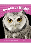 Papel AWAKE AT NIGHT (PENGUIN KIDS LEVEL 2) (RUSTICA)