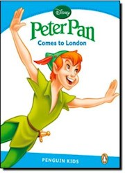 Papel Peter Pan Comes To London (Penguin Kids Level 1 Reader)