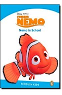 Papel FINDING NEMO NEMO IN SCHOOL (PENGUIN KIDS LEVEL 1)