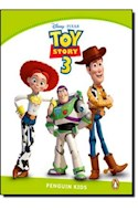 Papel TOY STORY 3 (PENGUIN KIDS LEVEL 4) (RUSTICA)
