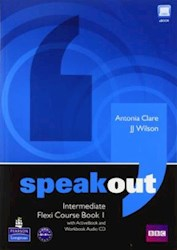 Libro Speakout Intermediate Flexi 1 St-Wb + Dvd