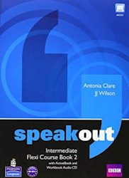 Libro Speakout Intermediate Flexi 2 St-Wb + Dvd