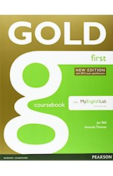 Papel GOLD FIRST WITH MY ENGLISH LAB 2015