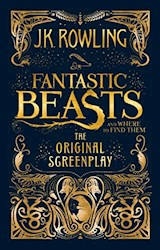 Papel Fantastic Beasts And Where To Find Them: The Original Screenplay