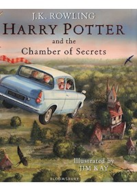 Papel Harry Potter 2 - And The Chamber Of Secrets  - Ed/Illustrate
