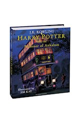 Papel Harry Potter and the Prisoner of Azkaban Illustrated Ed.