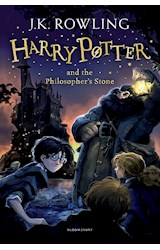 Papel Harry Potter and the Philosopher's Stone New Ed. (Hardback)