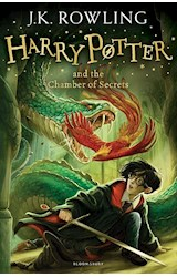 Papel Harry Potter and the Chamber of Secrets New Ed. (Hardback)