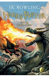 Papel Harry Potter and the Goblet of Fire New Ed. (Hardback)