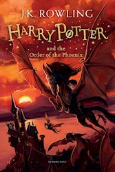 Papel Harry Potter And The Order Of The Phoenix New Ed. (Hardback)