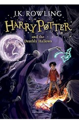 Papel Harry Potter and the Deathly Hallows New Ed. (Hardback)