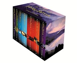 Papel Harry Potter Boxed Set: The Complete Collection