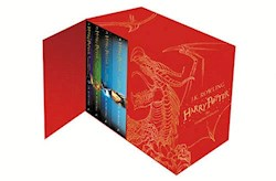 Papel Harry Potter Box Set: The Complete Collection (Hardback)