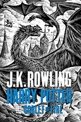 Papel Harry Potter And The Goblet Of Fire (Adult Hardback)
