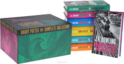 Papel Harry Potter: The Complete Collection (Adult Hardback Box Set)