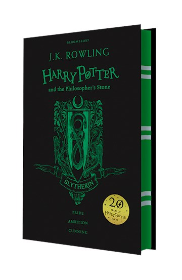 Papel Harry Potter And The Philosopher'S Stone - Slytherin