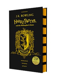 Papel Harry Potter 1 - And The Philosopher'S Stone - Hufflepuff Editio